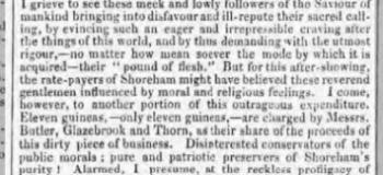 1838 15th May Brighton Patriot