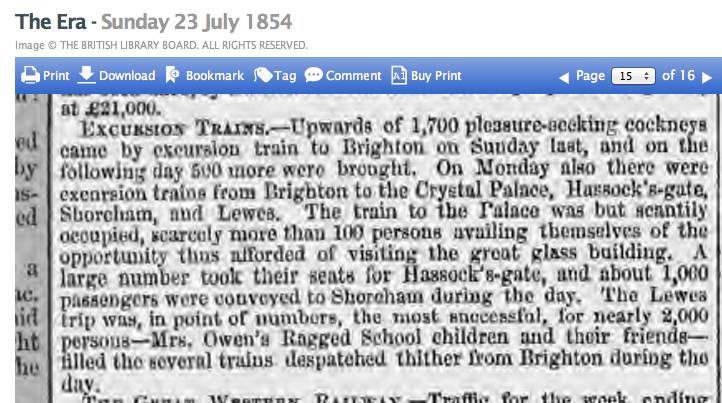 1854gd 23rd July