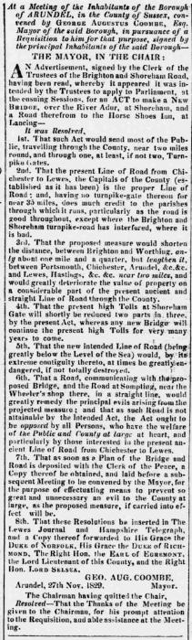1829e 30th November SA bridge