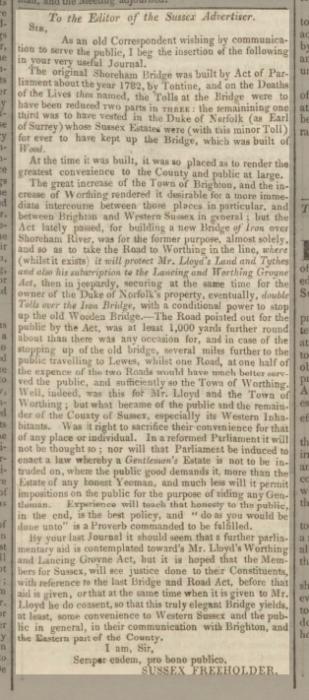 1832l 3rd December SA