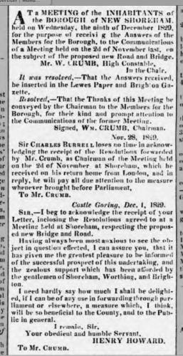 1829g 14th December SA
