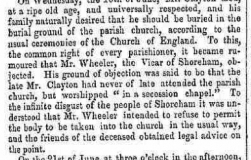 1852fa 26th June Hampshire Telegraph