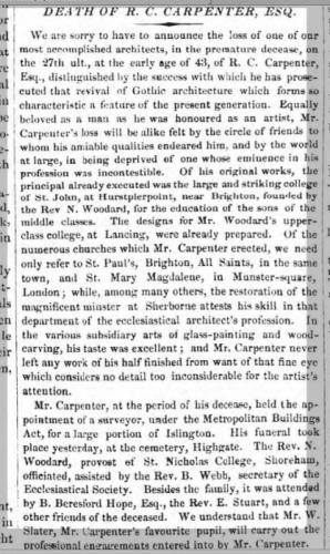 1855da 3rd April Morning Post