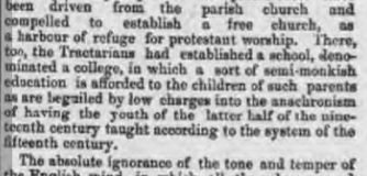 1852ld 31st December London Daily News