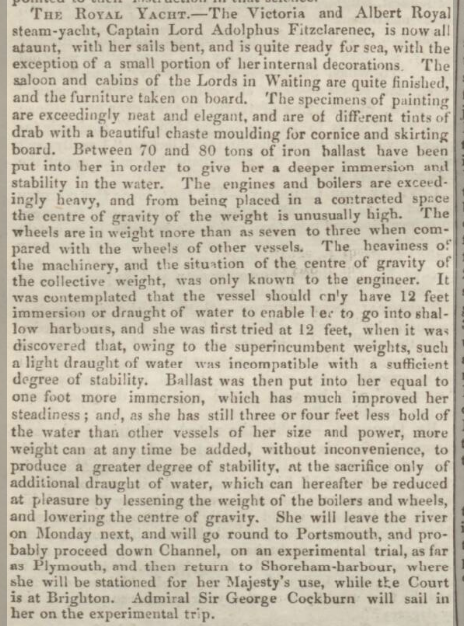 1843hb 19th August West Kent Guardian