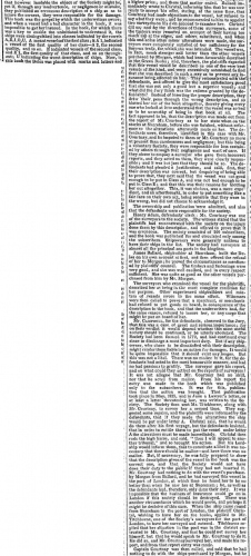 1831 25th February Morning Chronicle 4 ships built by Balley