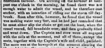1846ce 31st March Kentish Gazette