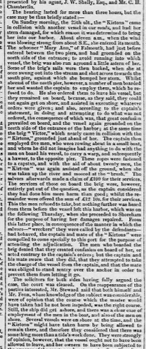 1857bc 14th February Norfolk News