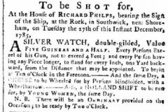 1785 4th December SA