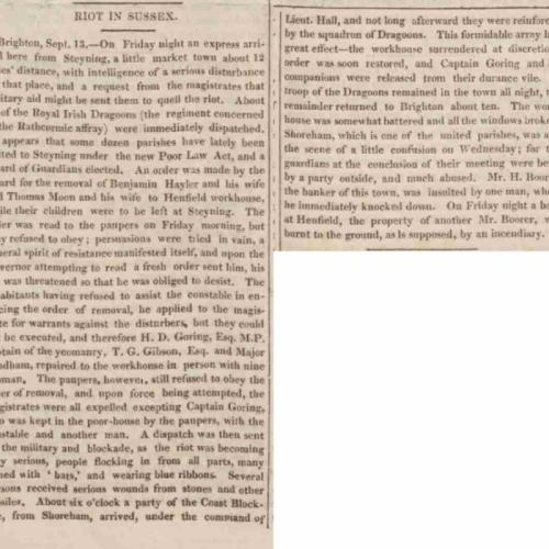 1835g 19th September Bucks Herald