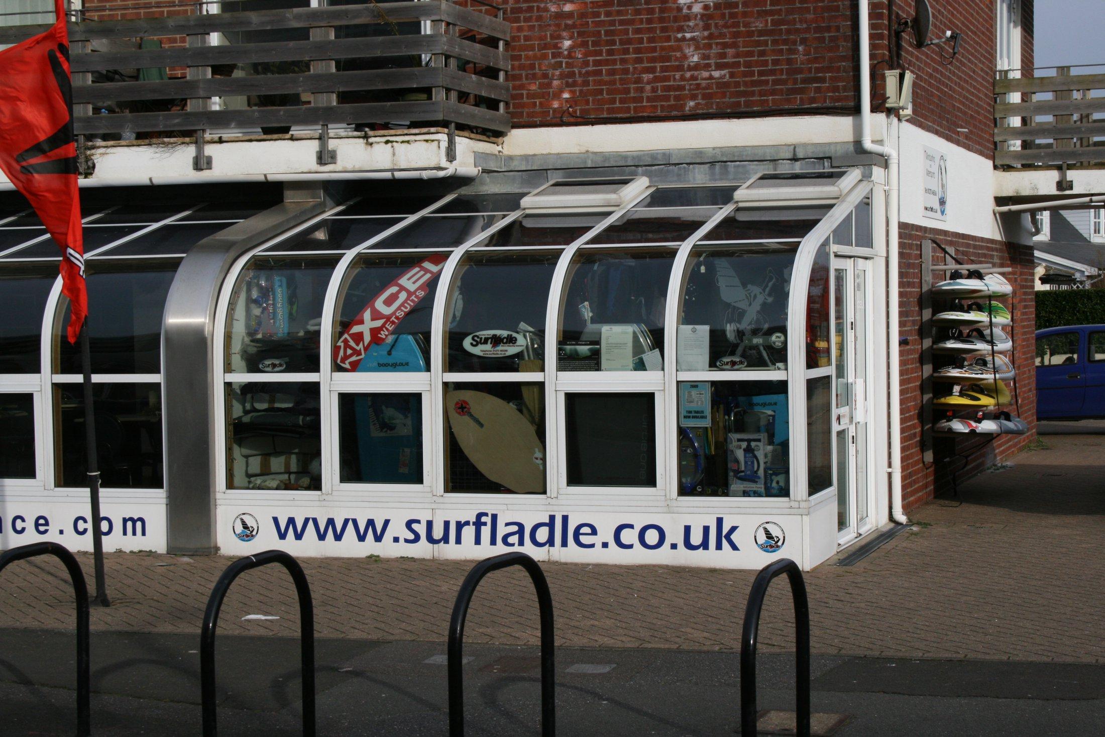33 Surfladle