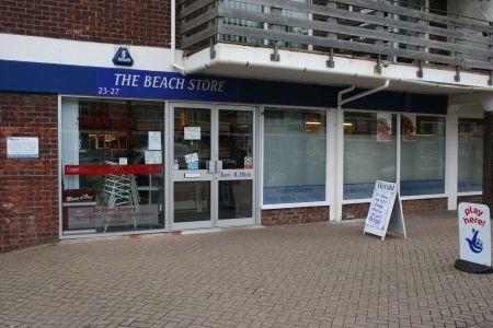 23 - 27 The Beach Store