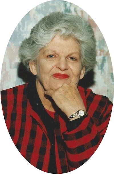 AH12 Ailsa Berrie Travers, nee Elder