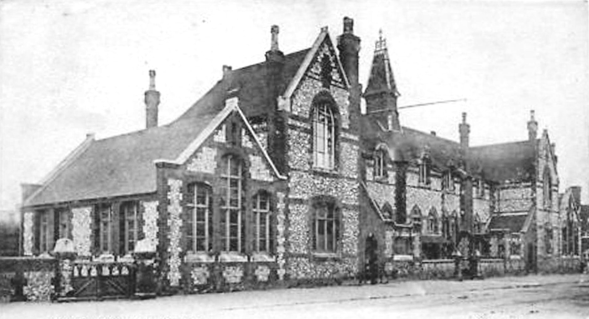 Ham Road School