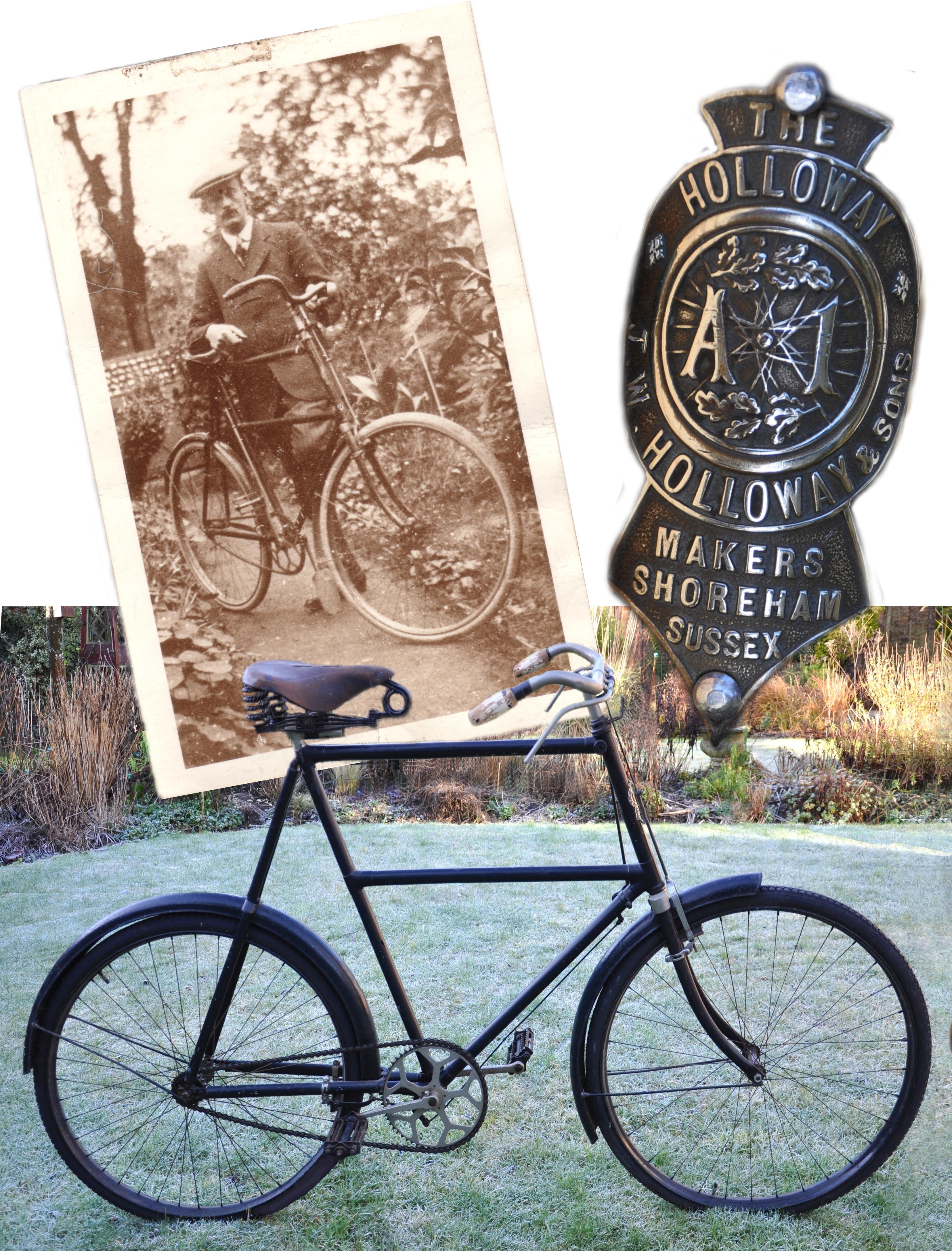 Holloway A1 bicyclejpeg