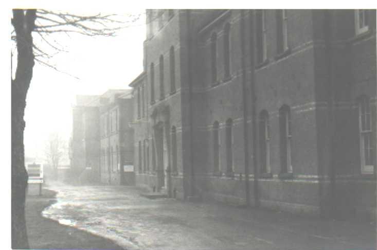 Pevensey nerest then Arundel & Bramber block - Adur_Council_offices_1970b