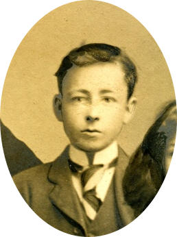Stanley Winton aged 14
