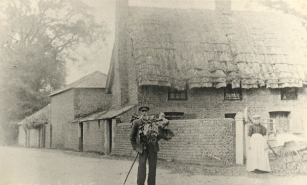 9 Old (Southwick) Rectory Cottage, Kingston Lane (the separate Old Rectory nearby is 1850's) 89
