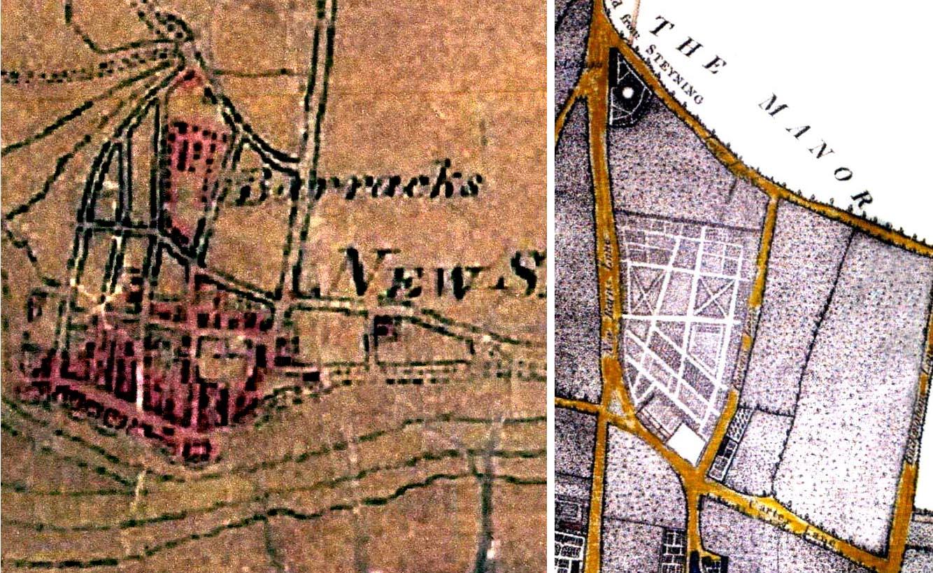 Budgen 1797 1817