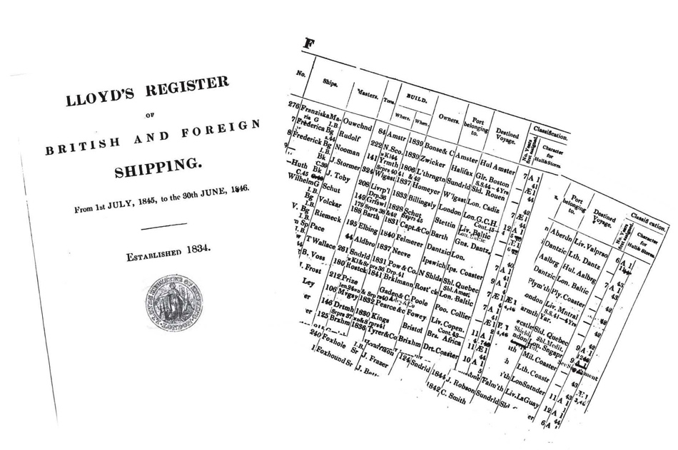 Lloyds Registers