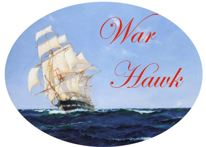 Montague Dawson artist - possible copyright but take a chance with Herald use copy