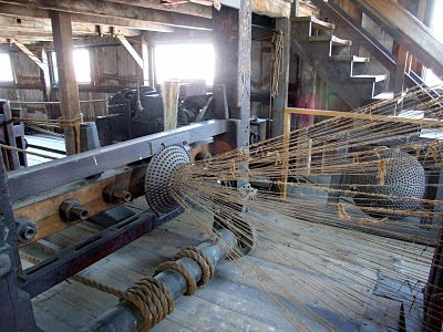 Rope Making Spin