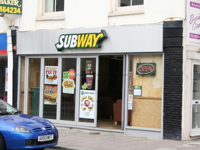 -32 Subway