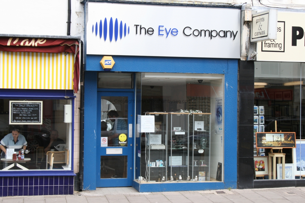 -48 The Eye Company