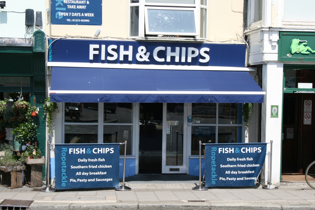 -90 Ropetackle Fish & Chips