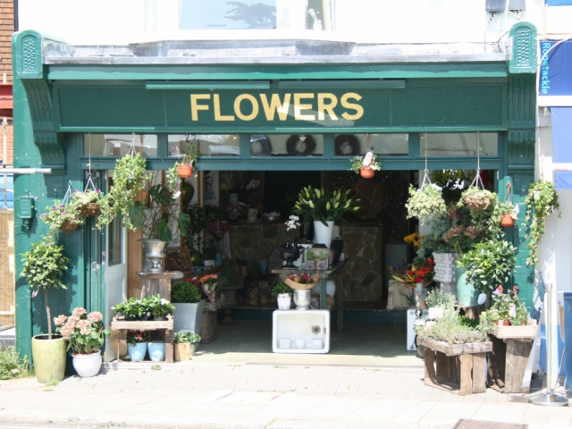 -92 The Flower Stand