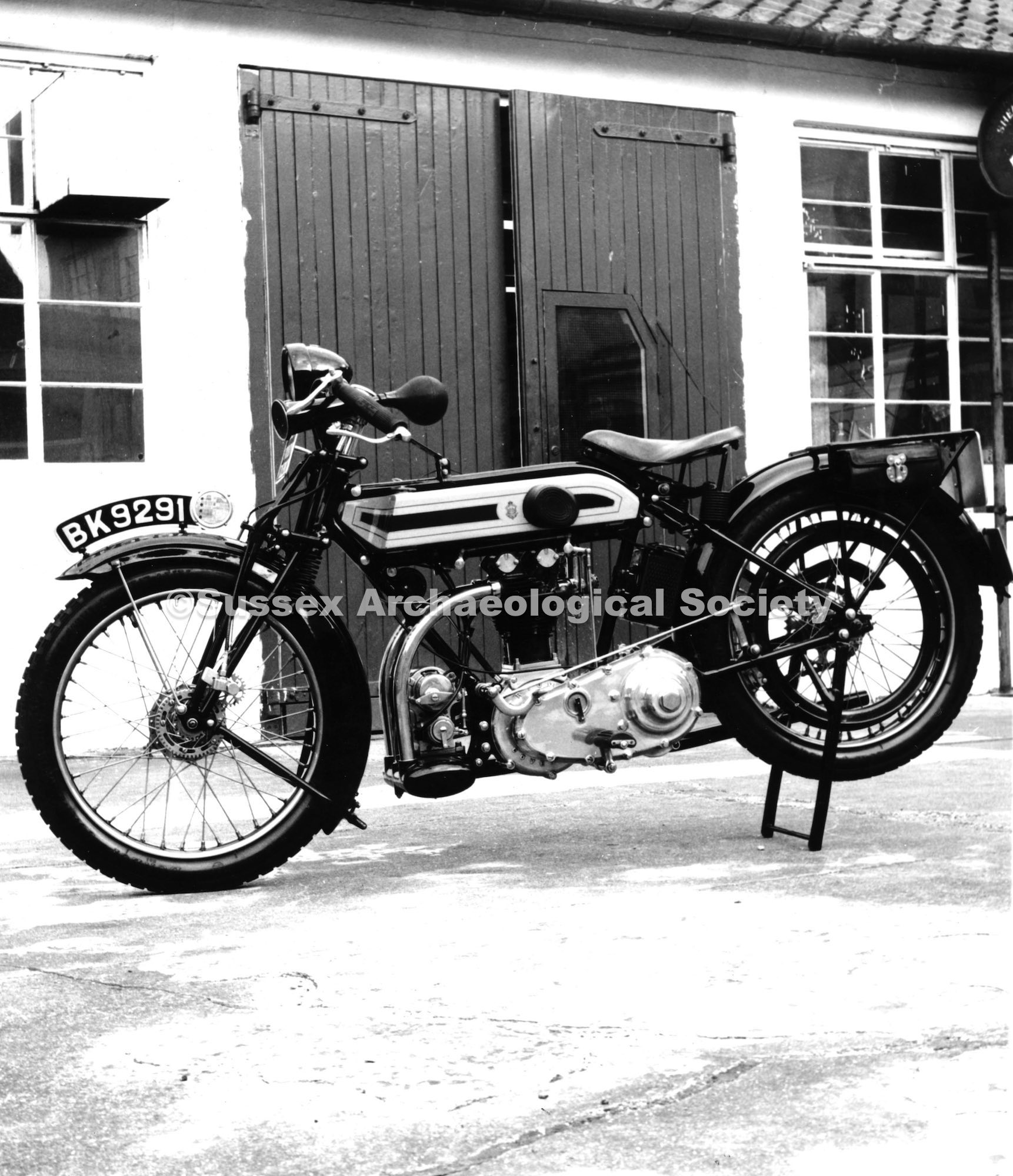 Photo galleries archives shorehambysea 891470 triumph motor cycle with ricardo designed engine lancing bulb horn reg no bk9291 restored at ricardo consulting engineers bridge works malvernweather Gallery
